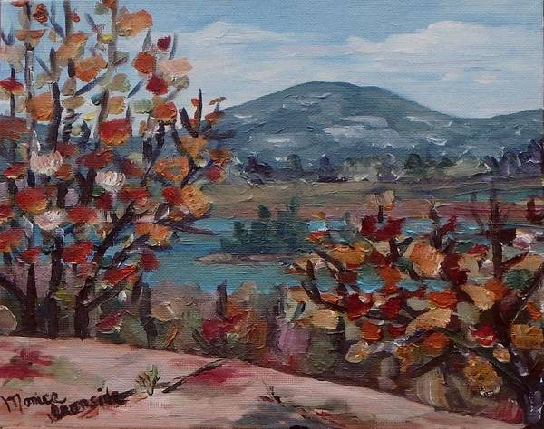 Painting - Fall In Killarney by Monica Ironside