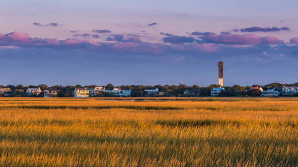 Photograph - Fall In The Charleston Low Country, Sc by Donnie Whitaker