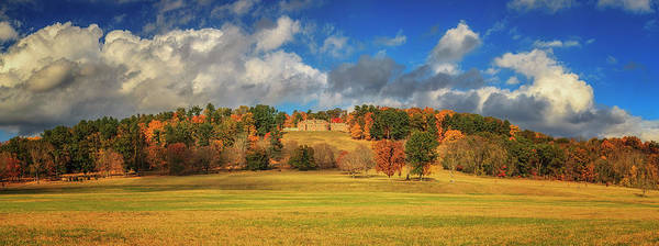 Somerset County Photograph - Fall In New Jersey by Tejus Shah
