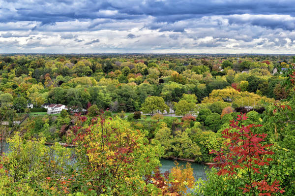 Southern Ontario Photograph - Fall In New York State by Maria Keady