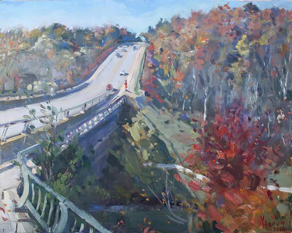 Wall Art - Painting - Fall In Silver Creek Georgetown  by Ylli Haruni