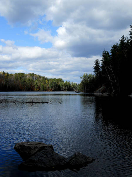 Photograph - Fall In The Adirondacks 1 by Maggy Marsh