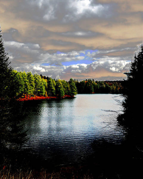 Photograph - Fall In The Adirondacks 2 by Maggy Marsh