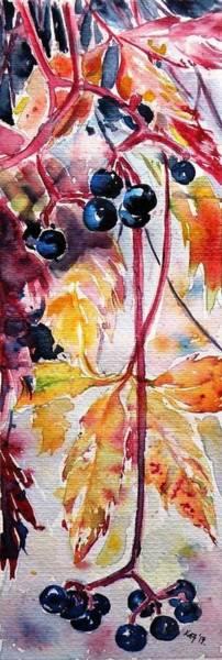 Wall Art - Painting - Fall by Kovacs Anna Brigitta