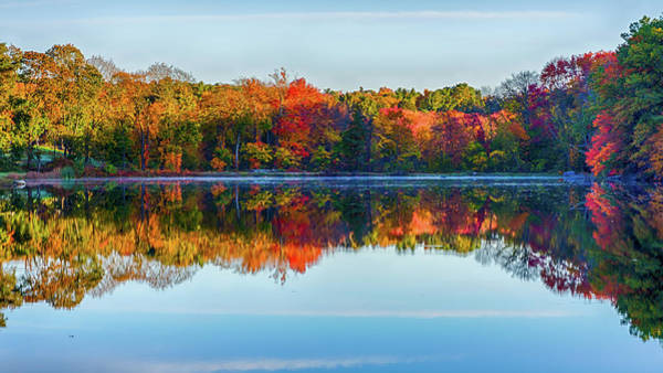 Photograph - Fall On Lake Winthrop by Jack Peterson