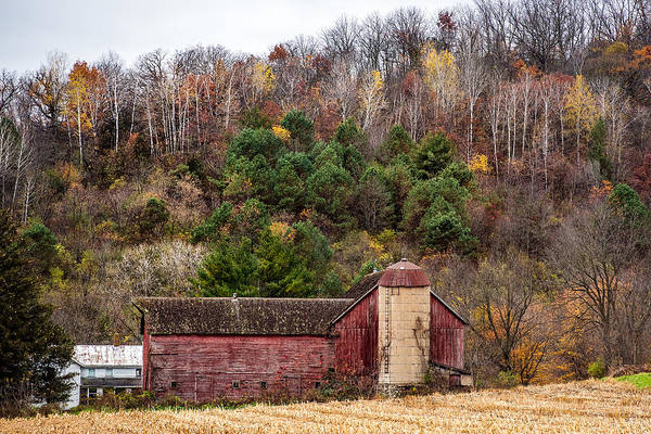 Wall Art - Photograph - Fall On The Farm by Paul Freidlund