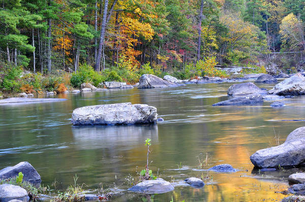 Rockbridge County Photograph - Fall On The Maury by Todd Hostetter