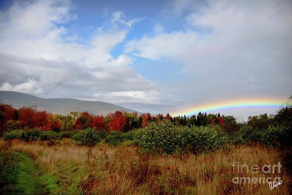 Photograph - Fall Rainbow by Alana Ranney
