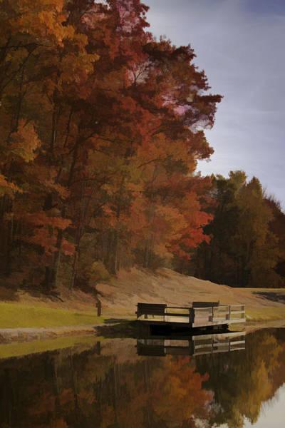 Photograph - Fall Reflection by Jonas Wingfield