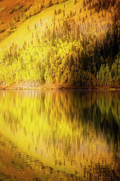 Photograph - Fall Reflections by Scott Kemper