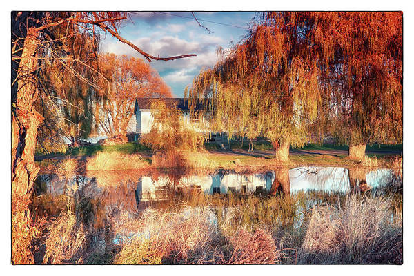 Photograph - Fall Reflections by Tatiana Travelways