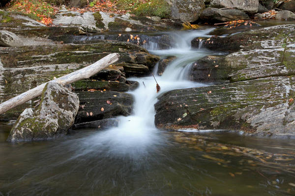 Photograph - Fall Serenity by Frank Pietlock