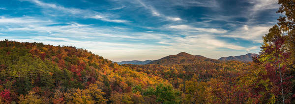 Photograph - Fall Skies Pano by Joye Ardyn Durham