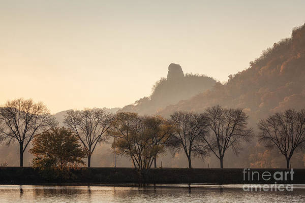 Photograph - Fall Sugarloaf With Huff  by Kari Yearous