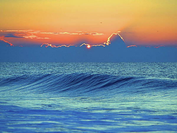 Photograph - Fall Sunrise I V by Newwwman