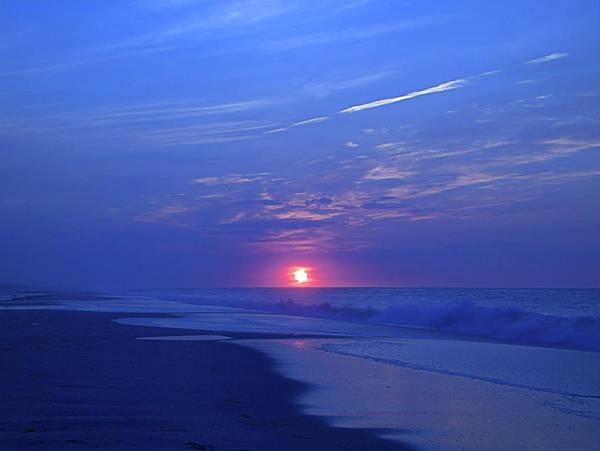 Photograph - Fall Sunrise by Newwwman