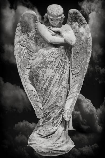 Buy Art Online Photograph - Fallen Angel by Steven Michael