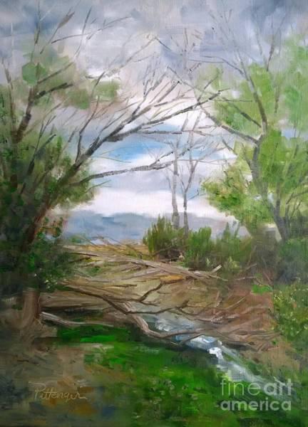 Painting - Fallen by Lori Pittenger