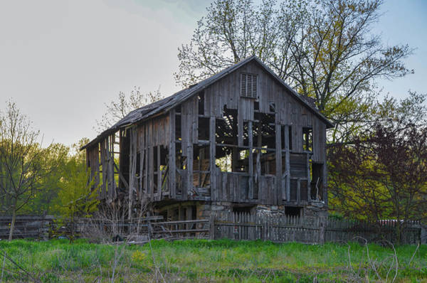 Photograph - Falling Apart by Bill Cannon