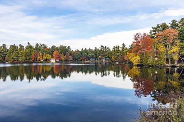 Photograph - Falling For New Hampshire by Anthony Baatz