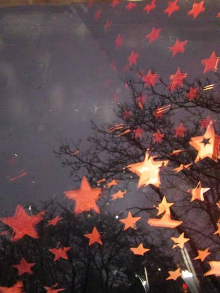 Falling Stars And I Wish.... Art Print