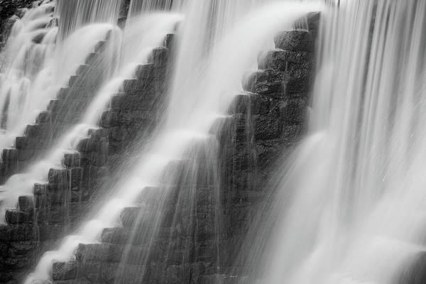 Wall Art - Photograph - Falling Water by Kristopher Schoenleber
