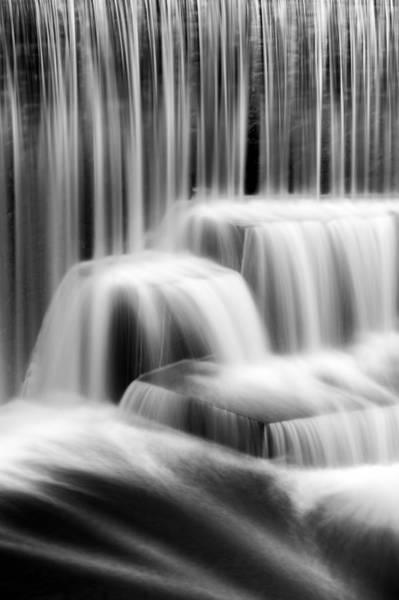 Photograph - Falling Water by Mihai Andritoiu