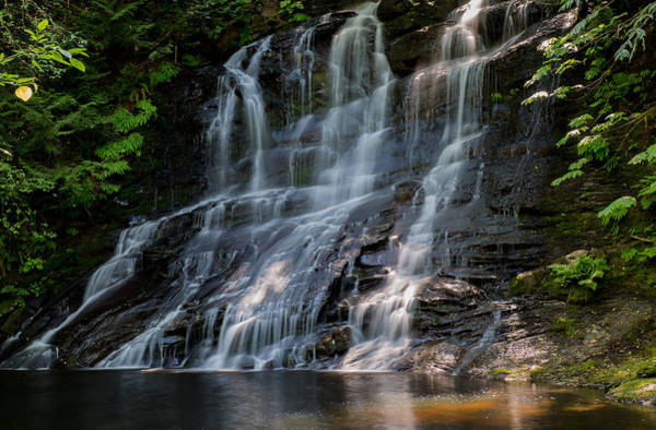 Photograph - Falling Water by Randy Hall