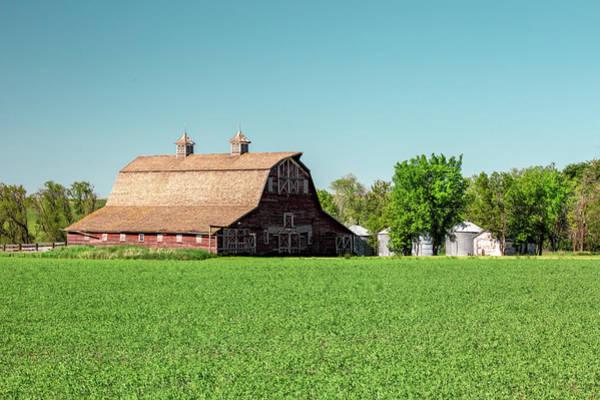 Wall Art - Photograph - Fallon County Farm by Todd Klassy