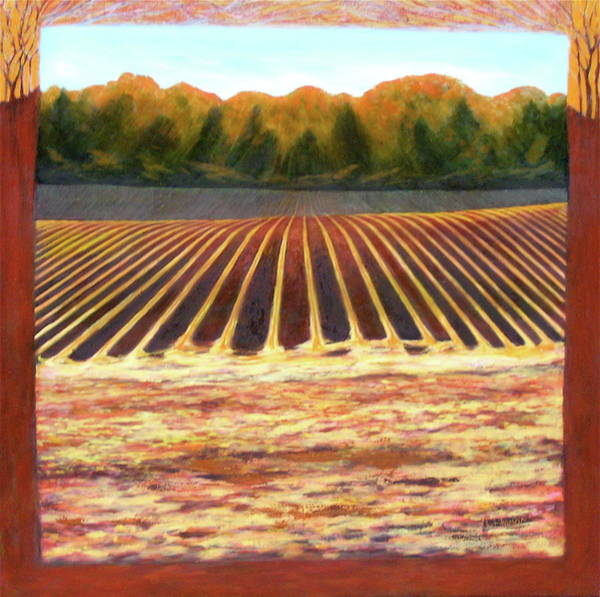 Painting - Fallow Field by Jeanette Jarmon