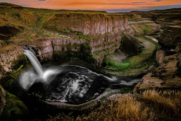 Photograph - Falls At Palouse by Francisco Gomez
