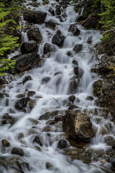Wall Art - Photograph - Falls by Paul Freidlund