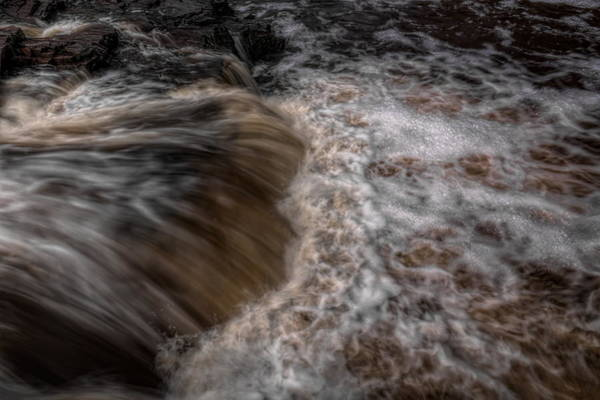 Photograph - Falls To Foam by Dale Kauzlaric