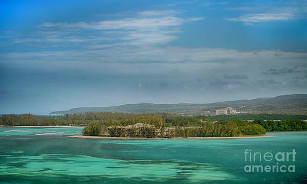 Photograph - Falmouth Jamaica by Judy Hall-Folde
