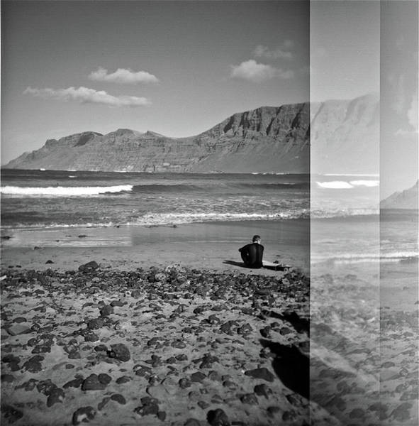 Wall Art - Photograph - Famara, Lanzarote, Canary Islands by Rika Maja Duevel