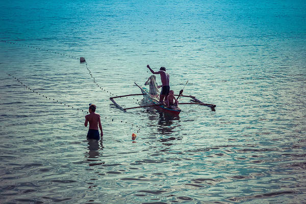 Photograph - Family That Fishes Together Stays Together by James BO Insogna