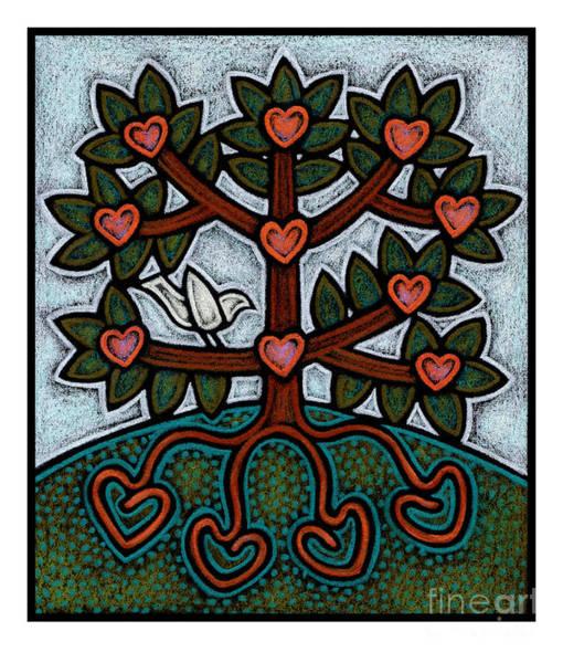 Painting - Family Tree - Jlfat by Julie Lonneman
