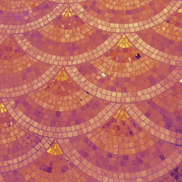 Photograph - Fan Mosaic - 4 by Karen J Shine