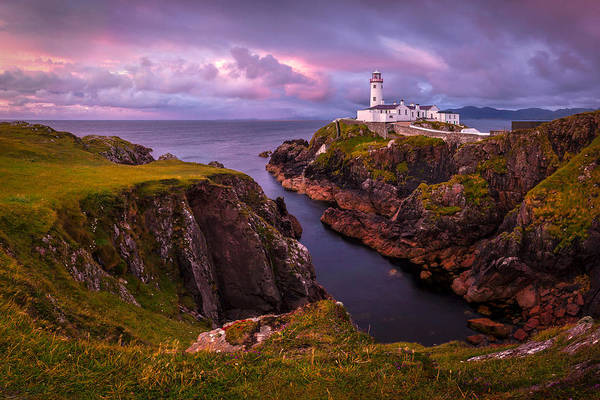 Photograph - Fanad Head Lighthouse  by Ryan Smith