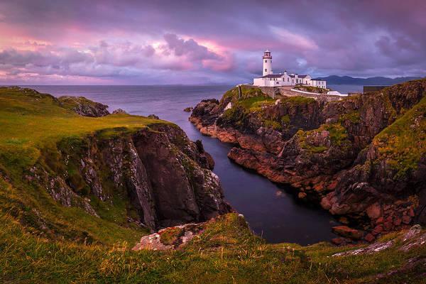 Photograph - Fanad Head Lighthouse  by Ryan Smith