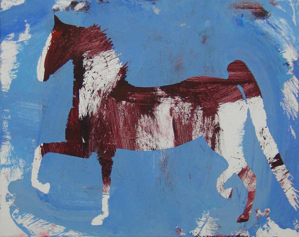 Painting - Fancy Trotter by Candace Shrope