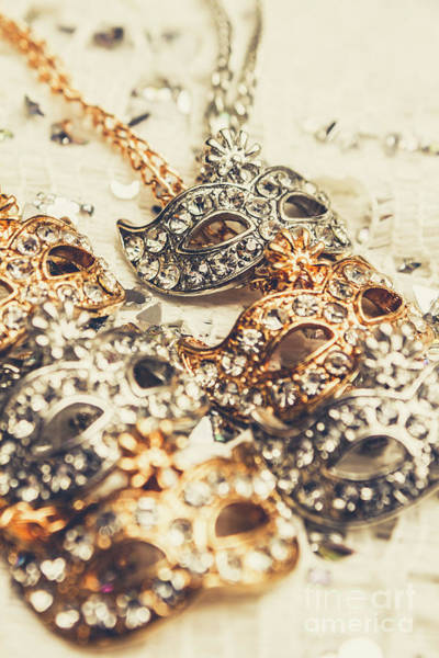 Masquerade Wall Art - Photograph - Fancy Dress Timepieces by Jorgo Photography - Wall Art Gallery