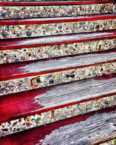 Wall Art - Photograph - Fancy Steps by Olivier Calas