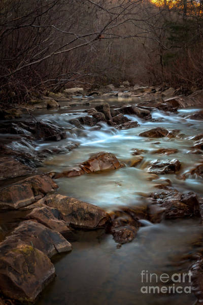 Photograph - Fane Creek by Larry McMahon