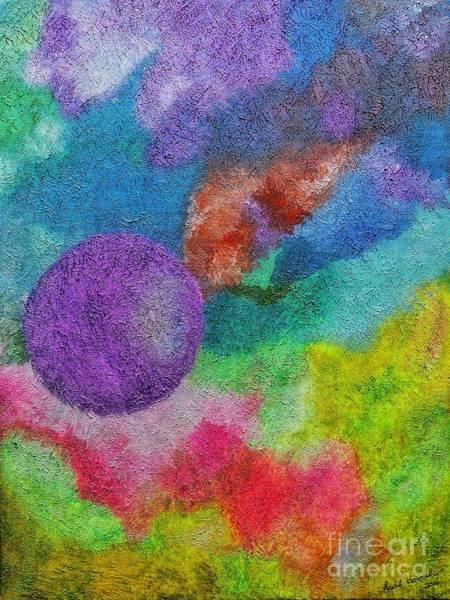 Painting - Fanospherelia by Rachel Hannah