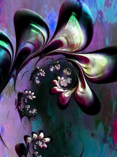 Digital Art - Fantasia II by Amanda Moore
