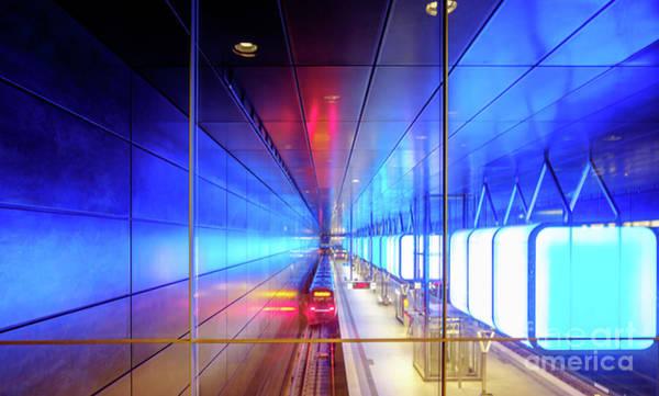 Photograph - Fantastic  Metro Station by Marina Usmanskaya