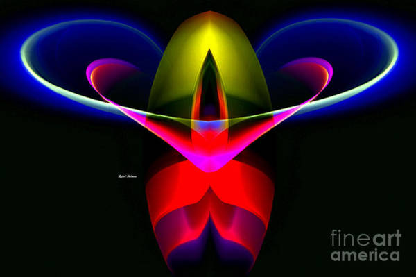 Digital Art - Fantasy 0725 by Rafael Salazar