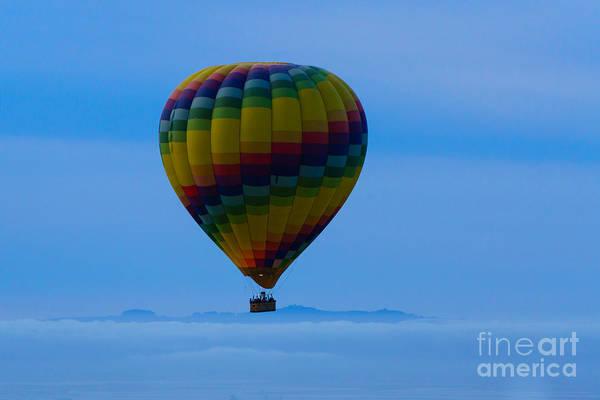 Wall Art - Photograph - Fantasy Air Balloon by DAC Photo