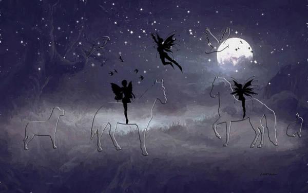 Digital Art - Fantasy by Ericamaxine Price